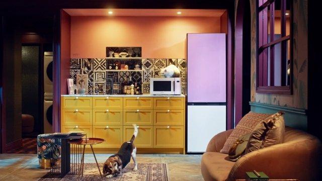 Bespoke Home 2021 Refrigerator