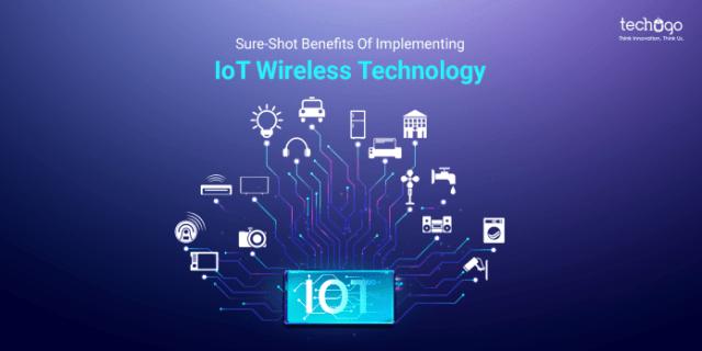 iot wireless technology