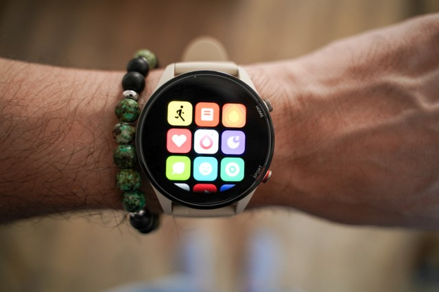 test xiaomi mi watch applications