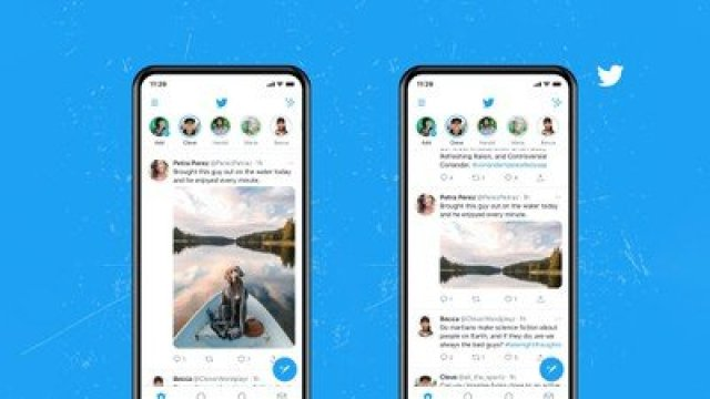 twitter combined feature