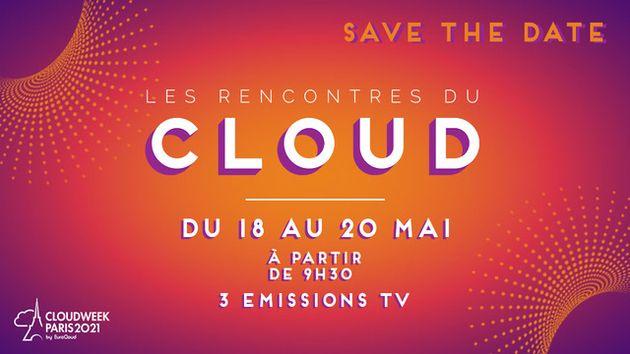 Vidéo: Le cloud face à l'incertitude actuelle, Cloud Week Paris 2021