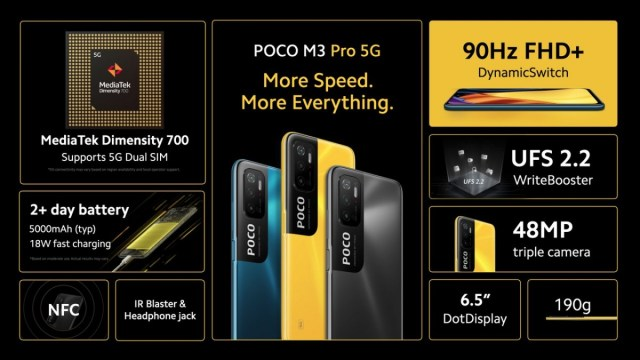 Weekly poll: can Poco M3 Pro 5G's low pricing tempt you into buying one?