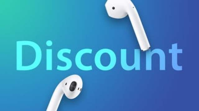 AirPods Discount Feature Duo