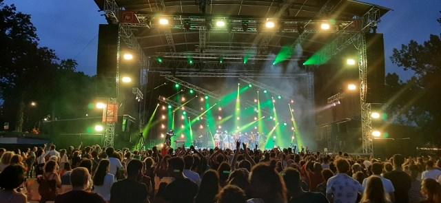 A Toulouse, comme ailleurs, les concerts (ici à Rio Loco, en juin 2021) debout vont pouvoir reprendre.