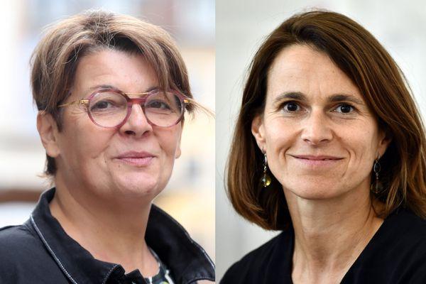 Il n'y aura pas de fusion entre Eliane Romani et Aurélie Filippetti.