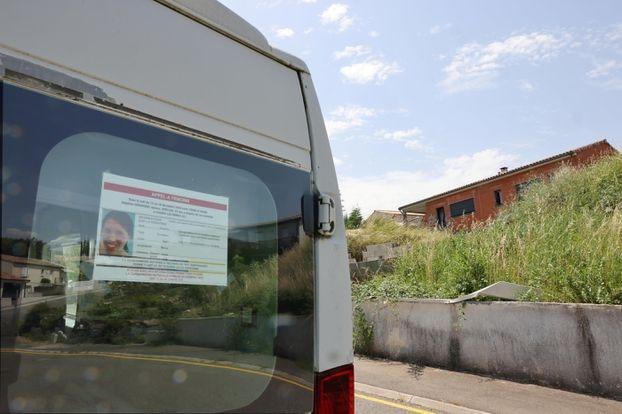 Un avis de recherche sur la camionnette d'un voisin du couple Jubillar à Cagnac-les-Mines.