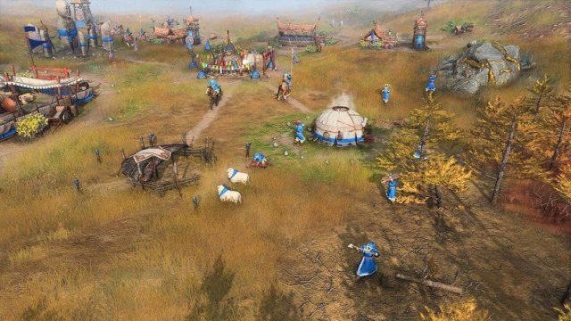 Age Of Empires 4 Mongols