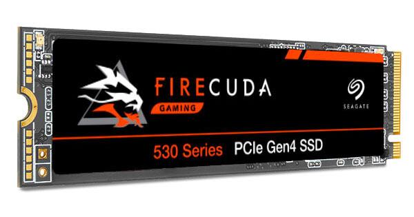 SSD FireCuda 530 de Seagate