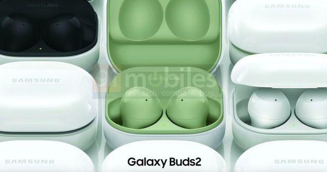 Samsung Galaxy Buds 2 Green