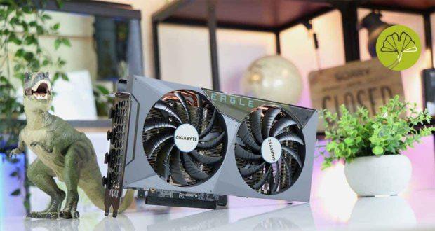 GeForce RTX 3060 Eagle de Gigabyte