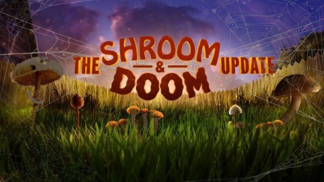 Grounded 0.10.0 Shroom And Doom Update Key Art