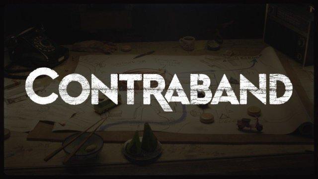 Contraband Logo Image