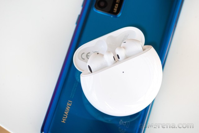 Huawei FreeBuds 4 review