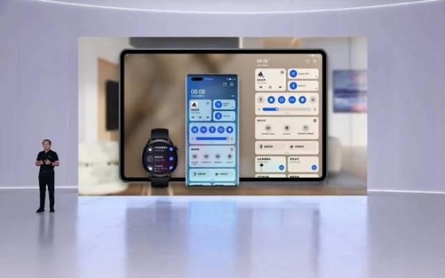 Huawei Harmony OS 2 Launch