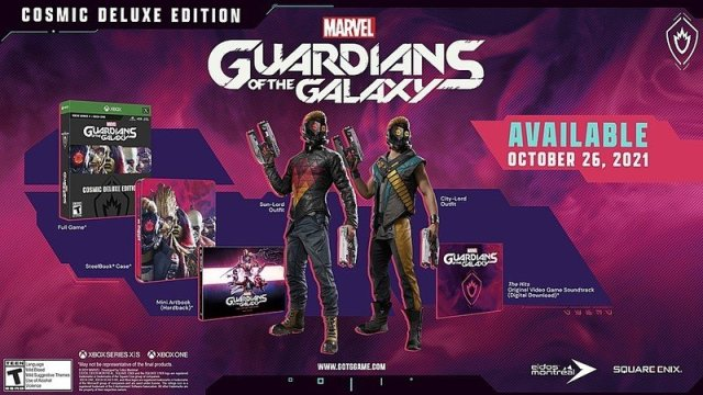 Guardians Deluxe Edition Skins