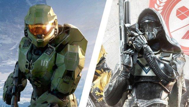 Halo and Destiny