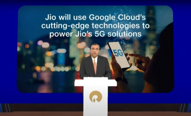 Jio announces that it will launch the first 5G network in India soon, already conducted a field test