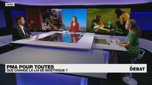 Le Débat de France 24 - mardi 29 juin 2021
