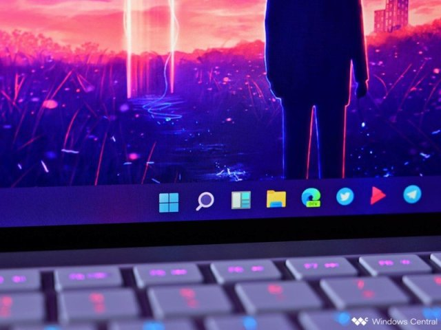 Windows 11 Icon Taskbar Razebook