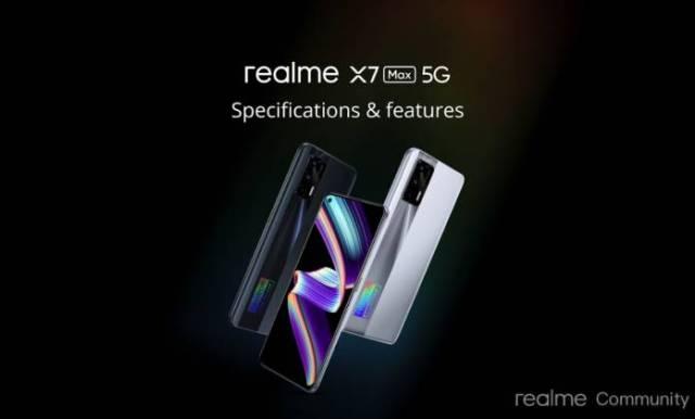 OPPO Realme X7 Max 5G