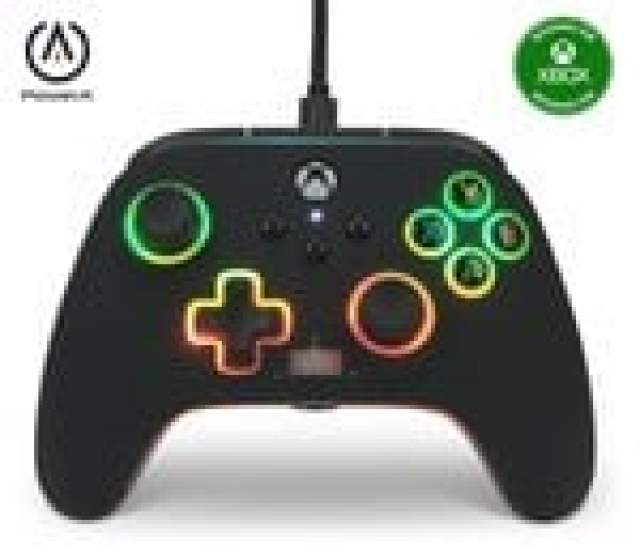 Powera Spectra Infinity Enhanced Wired Controller Reco