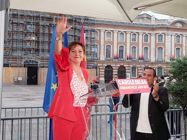 Réélue haut la main dimanche 27 juin 2021, Carole Delga rempile pour un nouveau mandat au conseil régional d'Occitanie