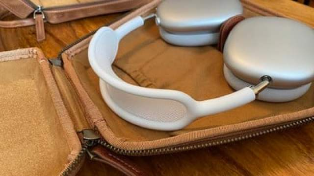 blackbrook airpods max case headband protection