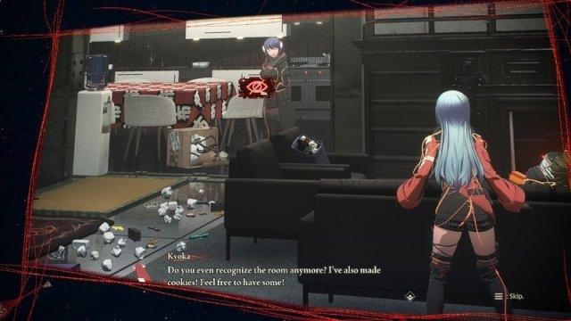Scarlet Nexus Bonding Quest