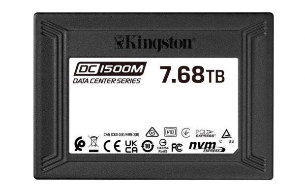 SSD DC1500M, Kingston
