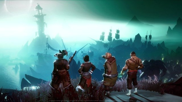 Sea Of Thieves A Pirates Life Sea Of The Damned