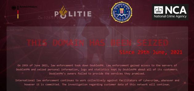 Un service VPN utilisé par des cybercriminels démantelé par Europol