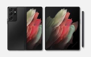 Speculative renders: Galaxy Z Fold3