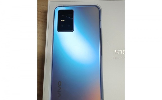 vivo S10 leaks with 108 MP main camera, Dimensity 1100 chipset