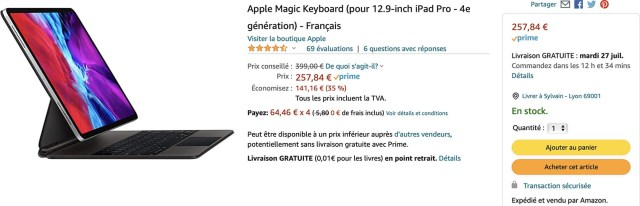 Magic Keyboard iPad Pro Amazon