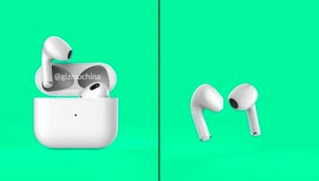 airpods 3 gizmochina Feature teal