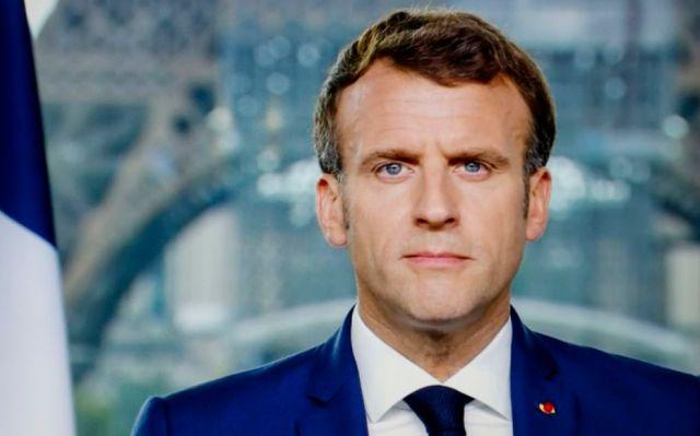 Emmanuel Macron s'est exprimé lors d'une allocution depuis l'Elysée, ce lundi soir et a annoncé plusieurs mesures visant à contenir la « quatrième vague » de l'épidémie de Covid-19. LP/Arnaud Dumontier