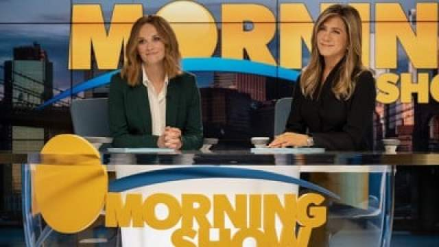 the morning show aniston witherspoon