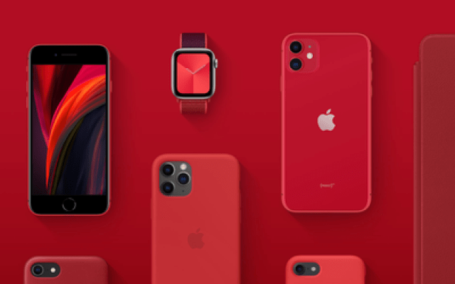 productred apple products