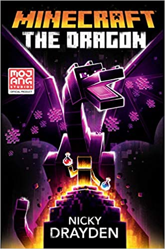 Minecraft The Dragon Novel Reco Image