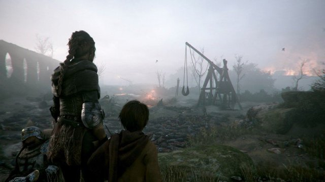 A Plague Tale Innocence Battlefield