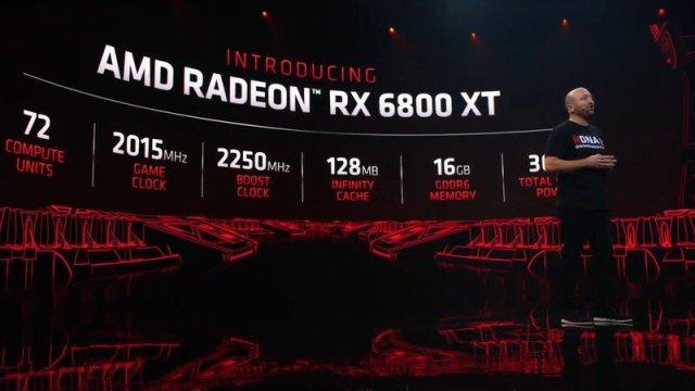 Amd Radeon Rx 6800 Stats