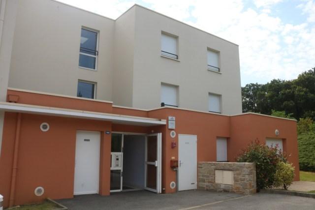 Le drame a eu lieu dans un immeuble de la rue Hélène-Boucher au Relecq-Kerhuon.