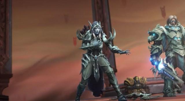 World Of Warcraft Sylvanas Soul