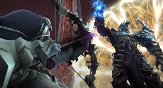 Warcraft Jailer Sylvanas