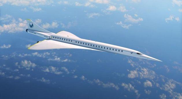 La technologie du cloud à la base du développement des avions supersoniques de Boom