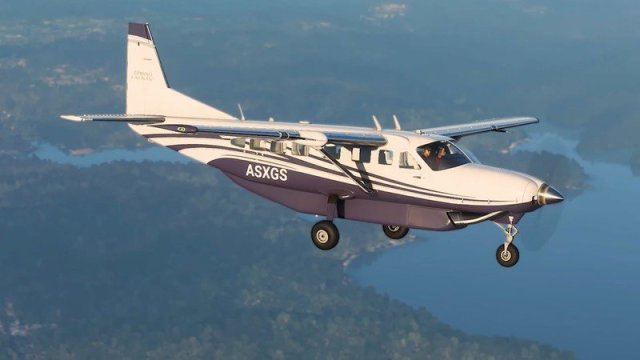 Cessna 208 B Grand Caravan