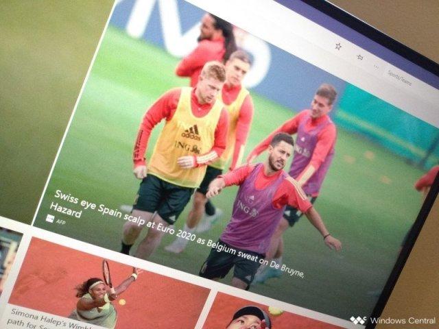 Msn Sports App Windows