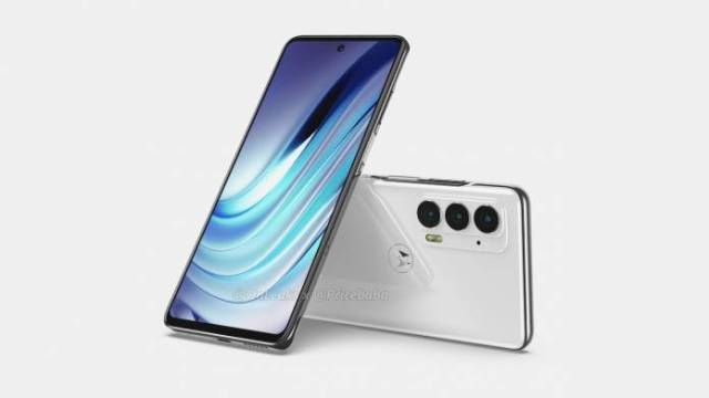 Motorola Edge 20 series Fusion Concept