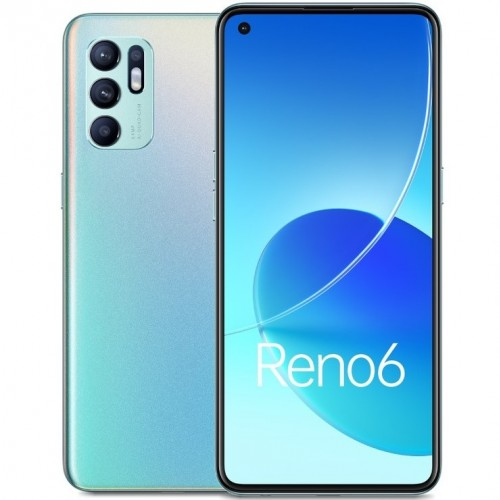 Oppo Reno6 4G announced with Snapdragon 720G, 44MP selfie camera, and slower charging