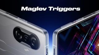 Maglev Triggers . Graphene Heat Sink